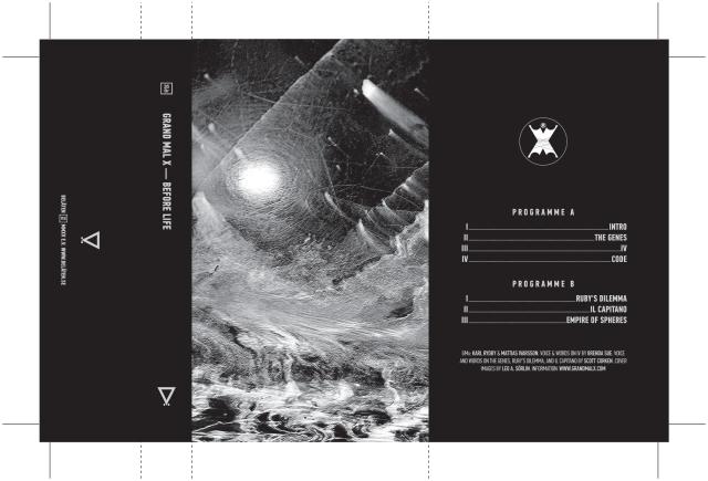 #16 - Gebö - Marrow Mandler - Cover
